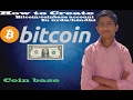 what is bitcoin and how to create free  wallet in urdu / hindhi 2017 free