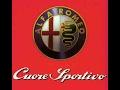 Alfa Romeo 33 heavy rain drive - Hard Steering
