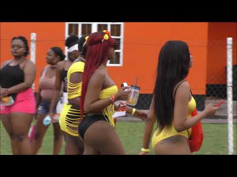 Point Fortin Borough Day J'ouvert Celebrations May,05,2018