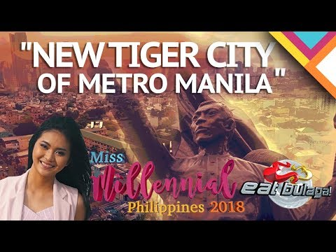 NEW TIGER CITY OF METRO MANILA, MANDALUYONG CITY | Miss Mill