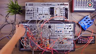 Modular Synthesizer Performance by Cindy Reichel