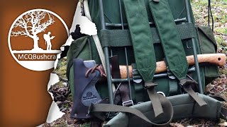 MCQBushcraft Winter Camping & Cooking