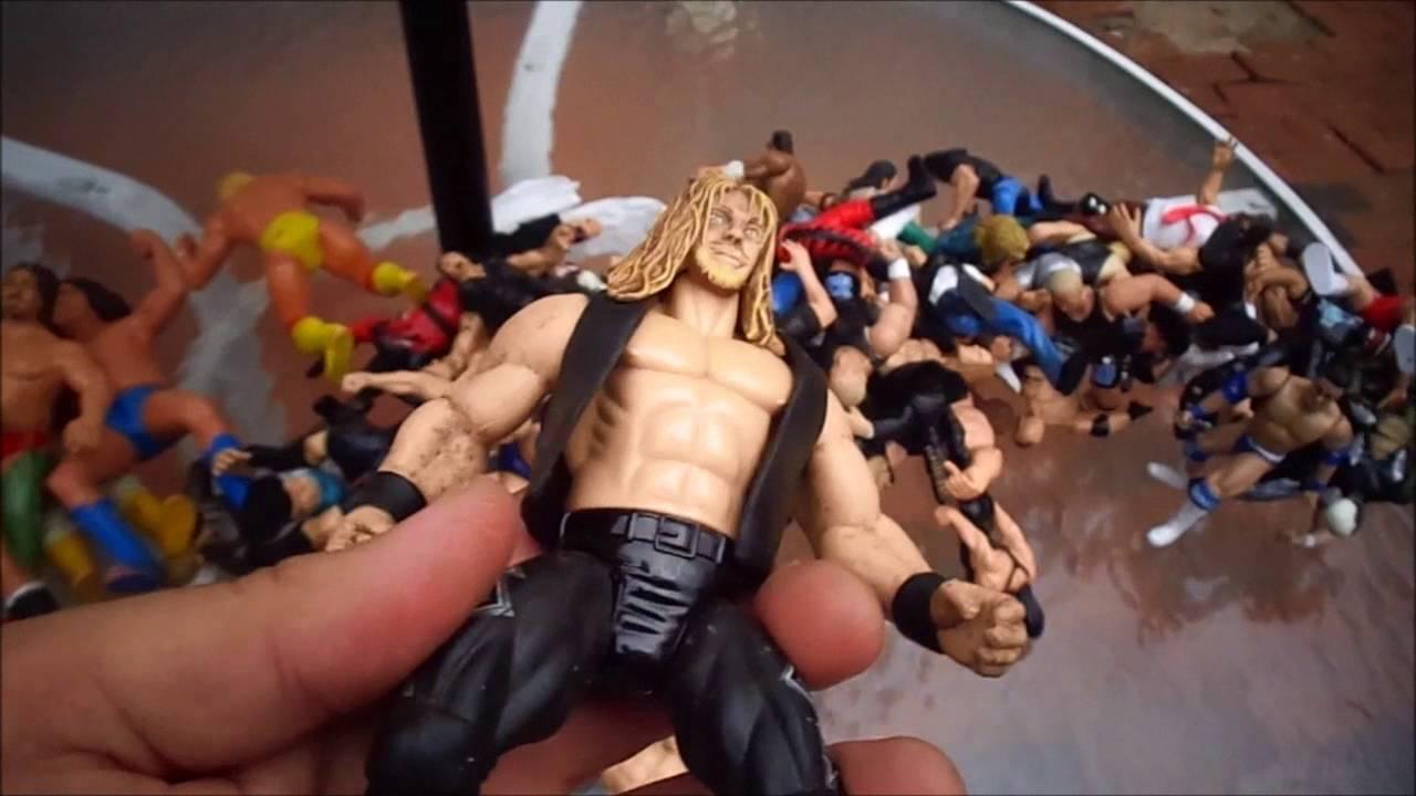 "YOU CHOOSE THE FIGURE WWE WWF TNA JAKKS Wrestling 6/"" Figure Collection"