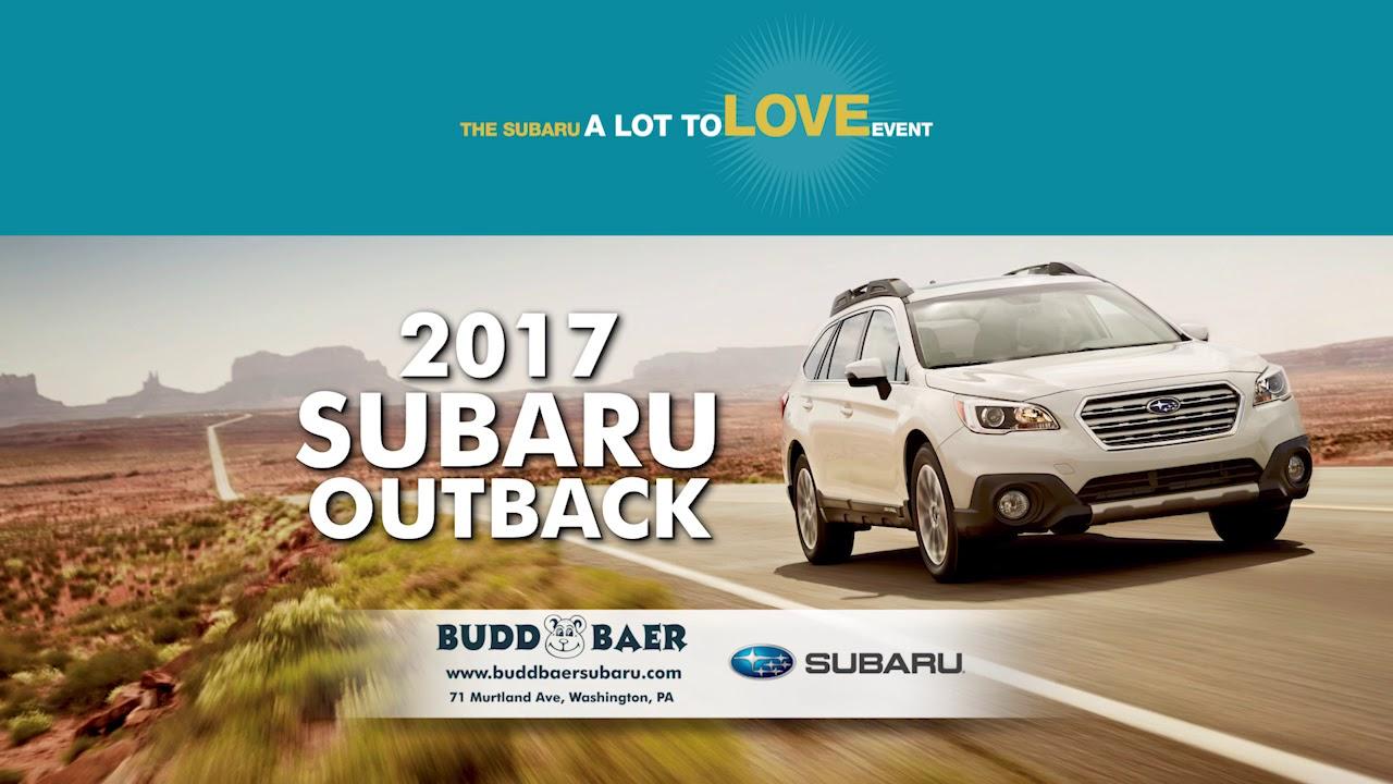 August Budd Baer Subaru YouTube - Budd subaru