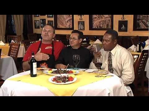 Gridiron Grill-OFF 2011 - #89 Nat Moore | Chef Marcos Vico
