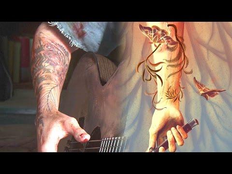 Ellie's Tattoo, Joel, & The Last Of Us Part II!
