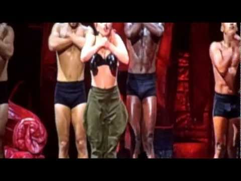 Lady Gaga Full Show - Live from St.Petersburg 2012 Part 2.