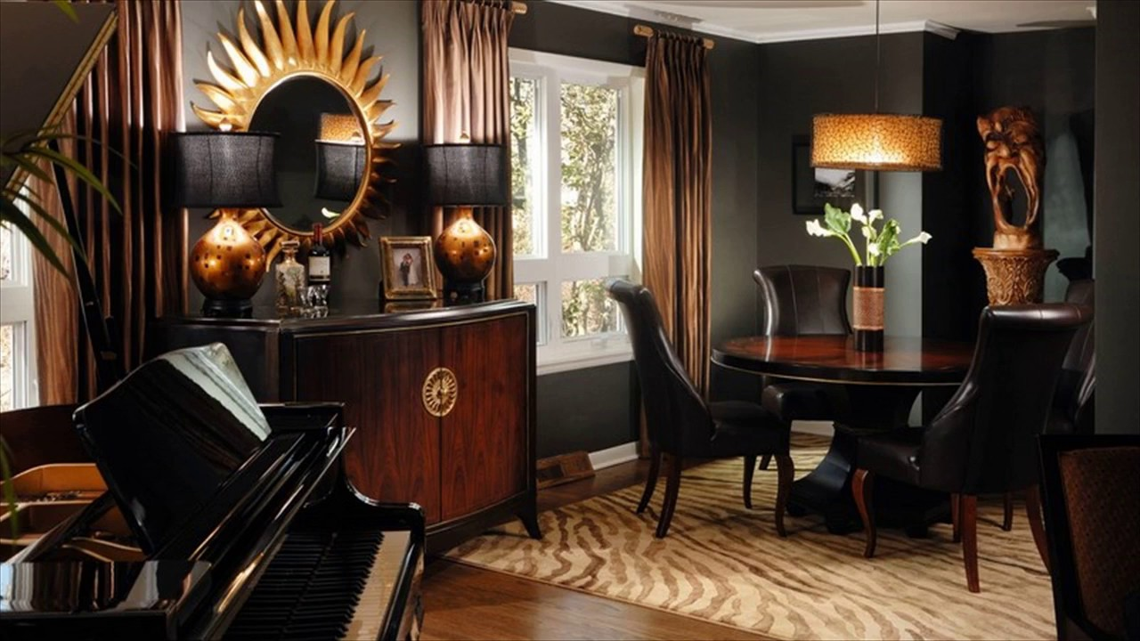 Wonderful Black And Gold Decor Accessories Part 28