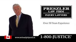 Premises Liability | Slip and Fall Lawyers Serving All of Ontario | Preszler Law Firm