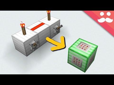 REDSTONE CIRCUIT BLOCKS! Minecraft Update 17w13b!