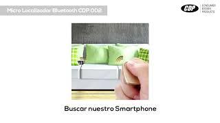 Micro Localizador Bluetooth CDP 002