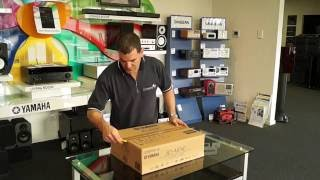 Unboxing Yamaha BD A1040 :: The Listening Post   TLPCHC TLPWLG
