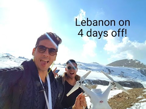 Lebanon: With 4 Days Off