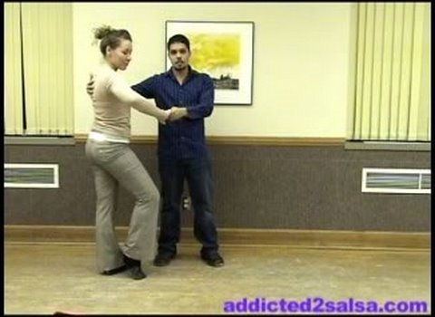 Salsa Dancing Lesson for Beginners