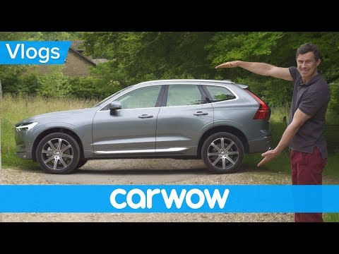 Here's my new Volvo XC60 you helped choose - but I've a confession… | Mat Vlogs