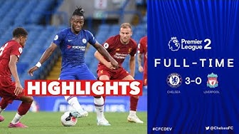 PREMIER LEAGUE 2(U21): BATSMAN & RUDIGER START | CHELSEA 3-0 LIVERPOOL | HD HIGHLIGHTS