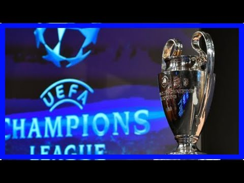 Live UEFA Champions League draw: Juve avoid Barça but will face Real Madrid