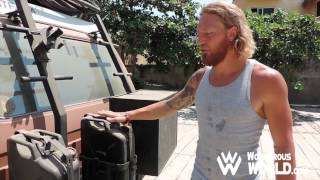 How to secure your overland vehicle: by Wonderous World