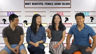 The 10 Most Beautiful Asian Female Celebrities