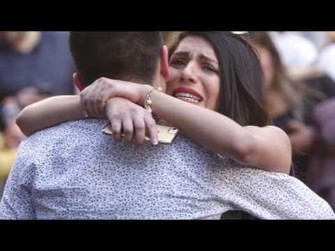 Fuerte terremoto sacude la Ciudad de México