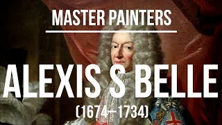 Alexis Simon Belle (1674–1734) A collection of paintings 4K Ultra HD