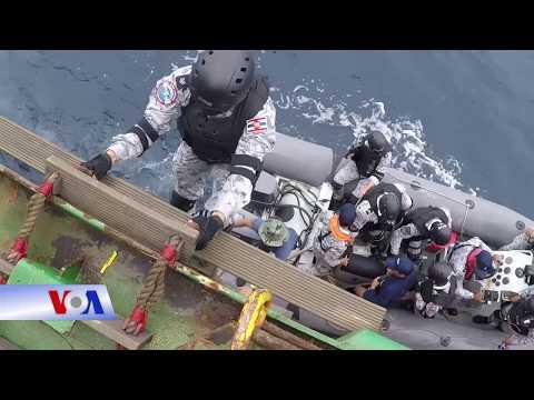 VN Diễn Tập Hàng Hải Với Mỹ Và Các Nước Ấn Độ-Thái Bình Dương (VOA)