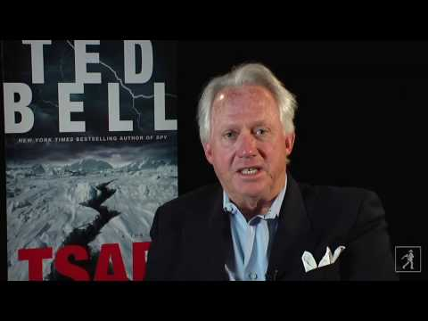 Author Ted Bell Discusses His Latest Thriller Tsar