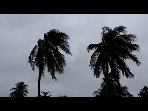 cyclone-bulbul-video-update-at-kolkata-4:30pm-9-nov-2019-/-west-bengal---very-severe-cyclonic-storm