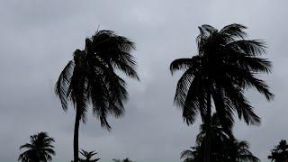 Cyclone Bulbul Video Update at Kolkata 4:30PM 9 Nov 2019 / West Bengal - Very Severe Cyclonic Storm