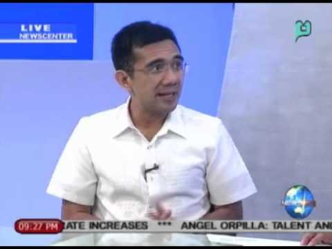 NewsLife Interview: Rep. Niel Tupas, Jr -- on 'Aquino impeachment complaints' [8/26/14]