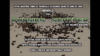 Gambar cover Physics Scatter - Getting Started