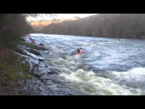 UHCC - River Wye Hell Hole 09/12/2012