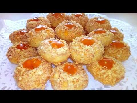 gâteau-marocain-à-la-cacahuète