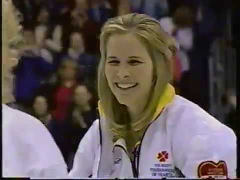 Scott's Tournament Of Hearts 2005, Jennifer Jones