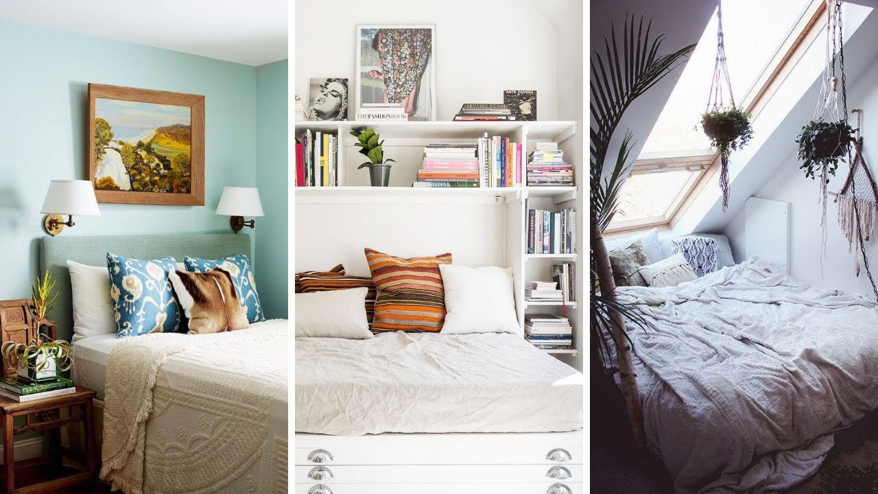 10 small bedroom layout ideas