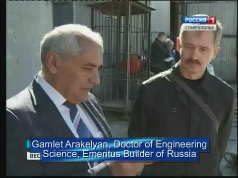Hydrogen turbine generator units of Gamlet Arakelyan from Stavropol The Russian Federation