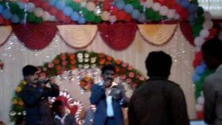 Guda Rajesh (Tadepalligudem, AP, INDIA) Telugu Christian Marriage song