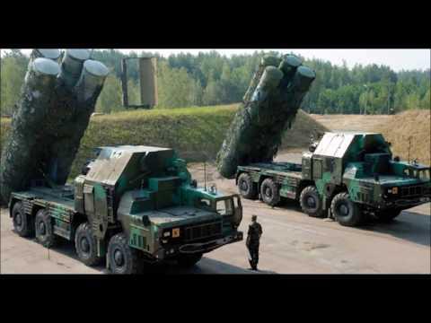 Мощь украинской армии:
