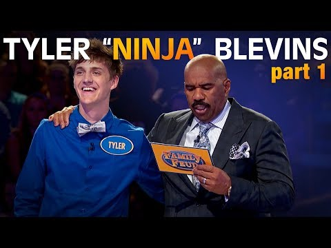 Once upon a time, Ninja won $40,000 on Family Feud