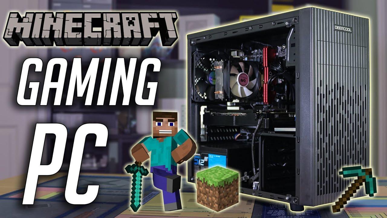 Budget Minecraft Gaming PC! (2020)