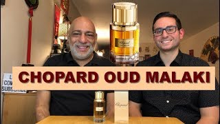 Chopard Oud Malaki REVIEW with Redolessence + GIVEAWAY (CLOSED)