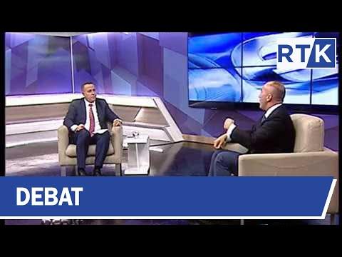 DEBAT - RAMUSH HARADINAJ-KRYEMINISTËR 25.09.2017