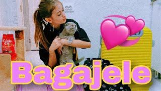 Cum îmi fac bagajele!!!💞😱