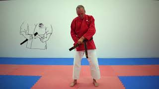 How To Tie Your Karate Belt with Sensei Chris