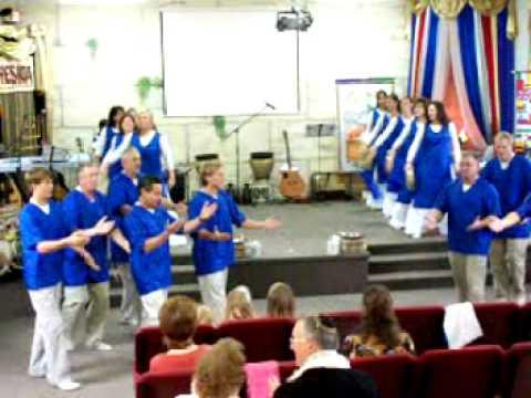 Danzas Hebreas Puerto Rico Parte 2 Doovi