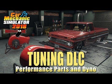 Car Mechanic Simulator 2018 | Tuning DLC