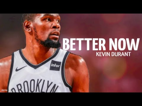 "Kevin Durant Mix - ""Better Now"" - NETS HYPE ᴴᴰ"