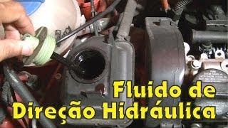 Fluído da Direção Hidráulica