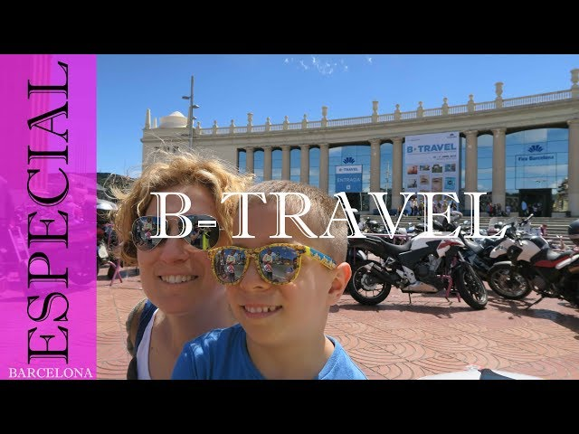 BTravel Barcelona 2016 Feria de Turismo