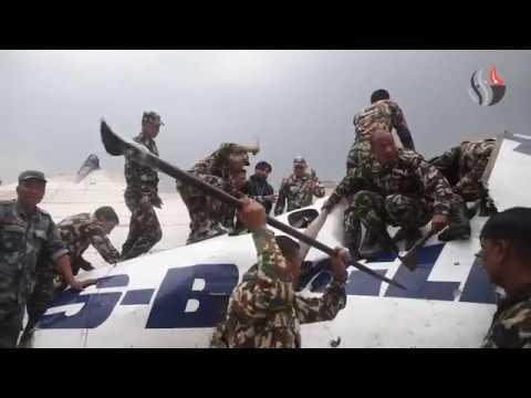 US-Bangla Airlines Crashed In Kathmandu Killing 49.